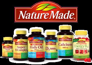 Nature made; ten most popular supplement brands