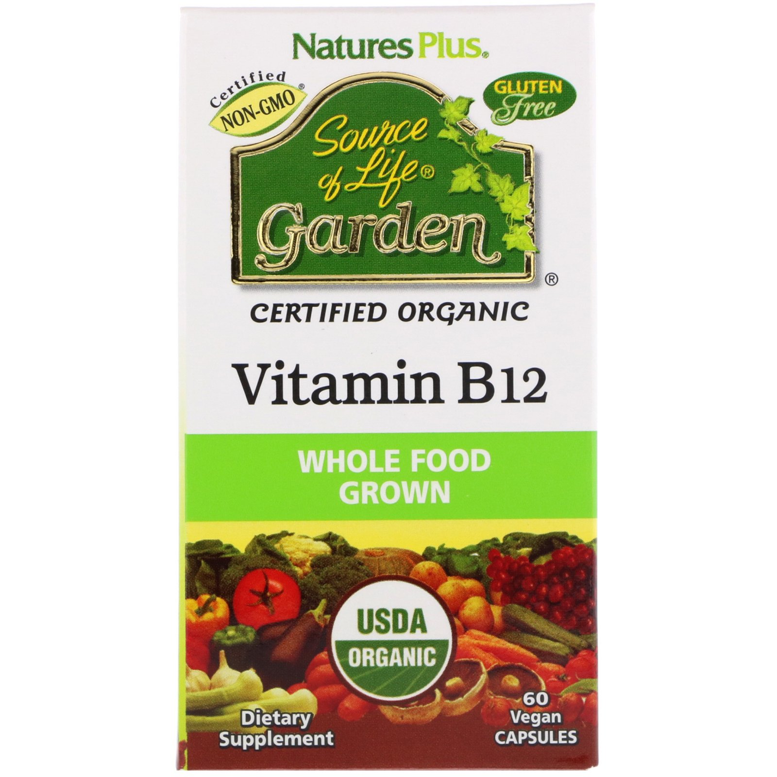 Source of Life Garden - Organic Vegan Power Meal, 645 g
