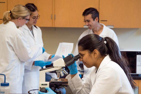 nutritional lab testing