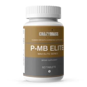 CRAZYMASS, P-MB Elite Series (Somatropin HGH Alternative)