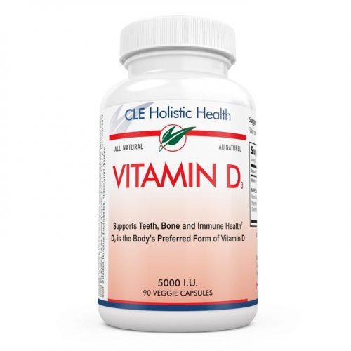 cle vitamin d3